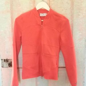 Stella McCartney Adidas Full Zip Athletic Jacket